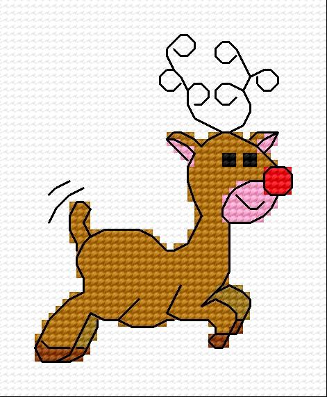 Stout  reindeer