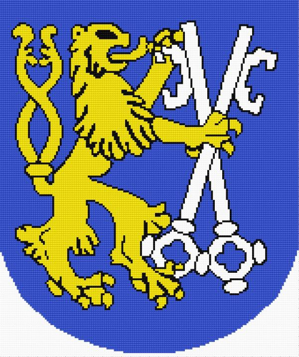 Coat of arms of Legnica (town in Poland)