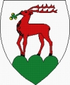 Coat of arms of Jelenia Gora (Polish city)