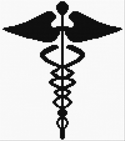 Sign of medicine