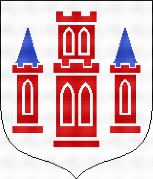 Coat of arms of Gostyn (Polish city)