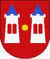 Coat of arms of Plonsk (Polish city)