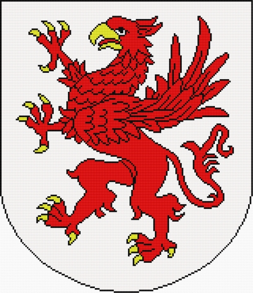 Coat of arms of West Pomeranian Voivodeship (Poland)