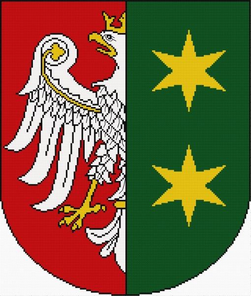 Coat of arms of Lubusz Voivodeship (Poland)