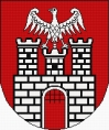 Coat of arms of Sieradz (Polish city)
