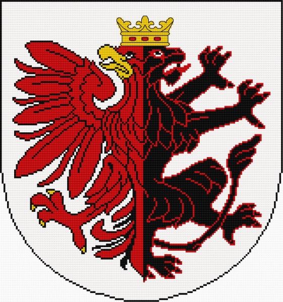 Coat of arms of Kuyavian-Pomeranian Voivodeship (Poland)