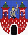 Coat of arms of Kalisz (Polish city)