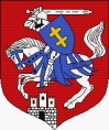 Coat of arms of Siedlce (Polish city)