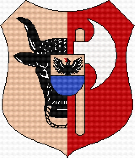 Coat of arms of Leszno (Polish city)