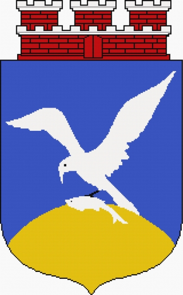 Coat of arms of Sopot (Polish city)
