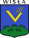 Coat of arms of Wisla (Polish city)