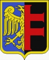 Coat of arms of Chorzow (Polish city)