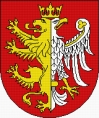 Coat of arms of Krosno (Polish city)