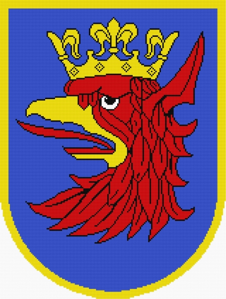 Coat of arms of Szczecin (Polish city)