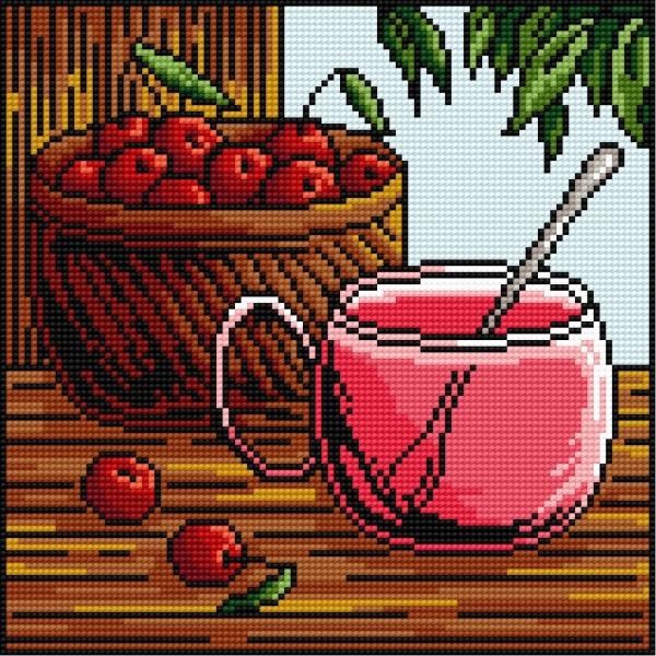 Cherry tea