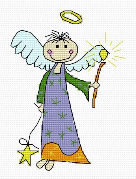 Charming angel