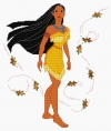 Pocahontas from 