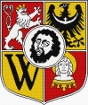 Wroc�aw coat of arms