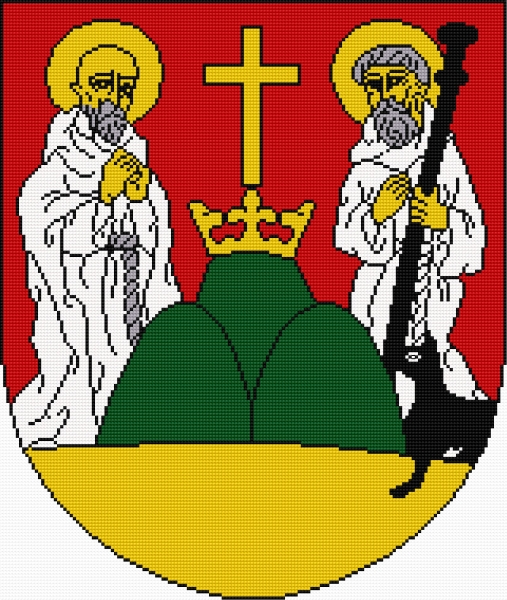 Suwałki (Polish city) coat of arms