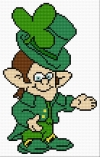 St. Patricks's elf