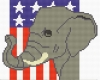 American election elephant